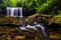 Quadrul Falls, Martins Fork Wi...