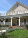 Quaint North Carolina Home Royalty Free Stock Photo