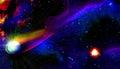 Quantum Entanglement Royalty Free Stock Photo