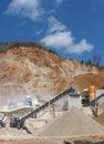 Quarry Stock Photography