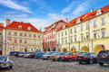 Quarters and streets on prague s mala strana lesser town of prague district of the ci czech republic september city Royalty Free Stock Image