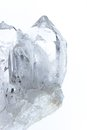 Quartz crystal Royalty Free Stock Photos