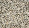 Quartz sand grains Stock Photo