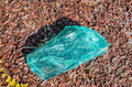 Quartz stone, glass rocks, fluorite Royalty Free Stock Photo