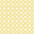 Quatrefoil lattice pattern traditional seamless vector background Stock Photo