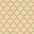 Quatrefoil Pattern With Outlines