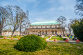 Queen Anne's Summer Palace Royalty Free Stock Photo