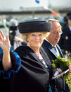 Queen Beatrix Stock Photography