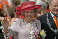 Queen Beatrix Stock Photo