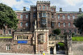 Queen elizabeth s hospital also known as qeh independent school boys clifton bristol england founded queen school s patron though Royalty Free Stock Images