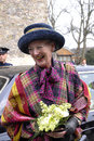 QUEEN MARGRETHE Royalty Free Stock Photo