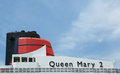 Queen mary kreuzschiffdetails Stockbilder