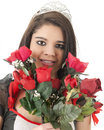 Queen of Roses Royalty Free Stock Photo