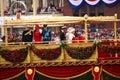 The Queen's Diamond Jubilee Stock Photos