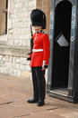 Queen's Guard Stock Images