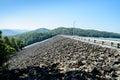 Queen Sirikit Dam Royalty Free Stock Photo
