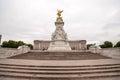 Queen Victoria Memorial In Fro...