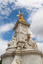 Queen Victoria Memorial, London Stock Photos
