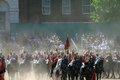 The Queens Birthday Parade. Stock Photography
