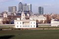 The Queens House, Greenwich Royalty Free Stock Photography