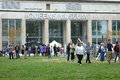 Queens Museum Royalty Free Stock Photo