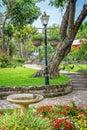 Queens Park Bermuda Royalty Free Stock Photo