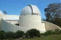 Queensland planetarium at brisbane botanical gardens september brisbane australia Royalty Free Stock Photography