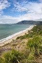 Queensland scenic coast. Stock Photos