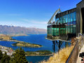 Queenstown, New Zealand Royalty Free Stock Photo