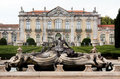 Queluz Palace Stock Image