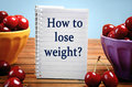 Question How to lose weight