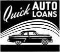 Quick auto loans Stock Images