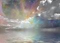Quiet Waters Starry Sky