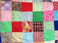 Quilt background Royalty Free Stock Images