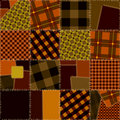 Quilt pattern Stock Images