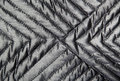 Quilted cloth texture close up Royalty Free Stock Image
