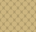 Quilted fabric light brown pattern seamless Royalty Free Stock Photography