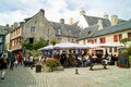Quimper in brittany Stock Photos