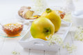 Quince delicious fruit from asia Stock Photo
