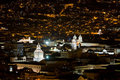 Quito Royalty Free Stock Photography