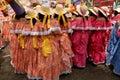 Quito Festivities' parade Royalty Free Stock Photo