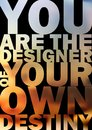 Quote Typographical Background, vector design. Royalty Free Stock Photo