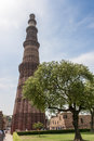 Qutb Minar, Delhi Stock Photo