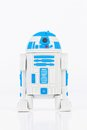 R2 D2 rubber mini figure from the Star Wars.