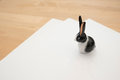 Rabbit Paperweight Royalty Free Stock Photo