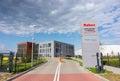 Raben polska the new office in gadki poland Royalty Free Stock Photos