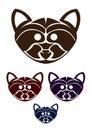 Raccoon Tribal