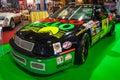 Race car Chevrolet Lumina Nascar, 1989. Royalty Free Stock Photo