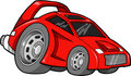 Race-Car Vector Stock Images