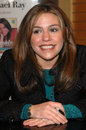 Rachel ray food network host at s bookstore appearance signing of her books cooking rocks and cooking round the clock at Royalty Free Stock Image